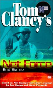 Cover of: End Game (Tom Clancy's Net Force; Young Adults No. 6)