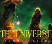 Cover of: Universe | Seymour Simon