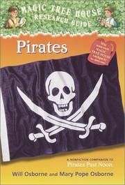Cover of: Pirates: A nonfiction companion to Pirates Past Noon