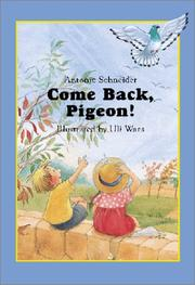 Come Back, Pigeon (North-South Paperback)