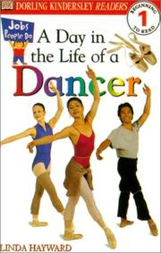 Cover of: A Day in the Life of a Dancer | Linda Hayward
