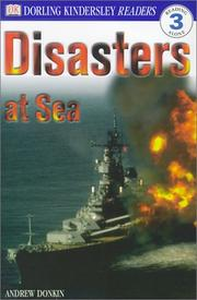 Cover of: Disasters at Sea | Andrew Donkin