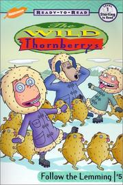 Cover of: Follow the Lemming (Wild Thornberry's Ready-To-Read)