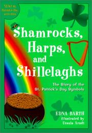 Cover of: Shamrocks, Harps and Shillelaghs | Edna Barth