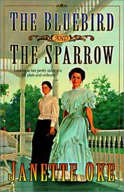 Cover of: The Bluebird and the Sparrow (Women of the West #10)
