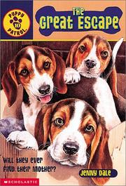 Cover of: The Great Escape (Puppy Patrol)