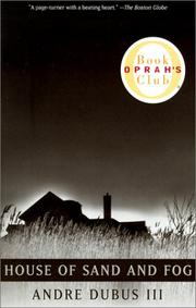 Cover of: House of Sand and Fog (Oprah