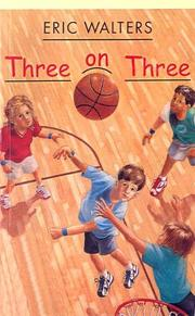 Cover of: Three on Three