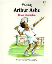 Cover of: Young Arthur Ashe | Robin Dexter