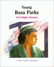 Young Rosa Parks by Anne Benjamin