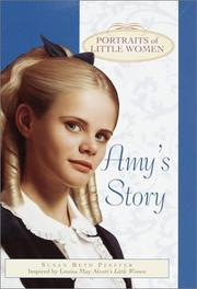 Cover of: Amy's Story (Portraits of Little Women)