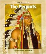 Cover of: Pequots in Southern New England | Shirlee Newman
