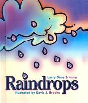 Cover of: Raindrops