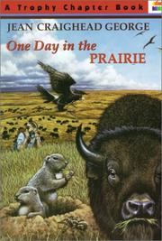 Cover of: One Day in the Prairie