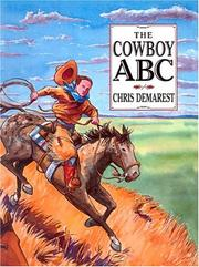 Cover of: Cowboy ABC (DK Ink) |