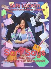 Cover of: Sari Says