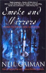 Cover of: Smoke and Mirrors: Short Fictions and Illusions