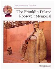 Cover of: Franklin Delano Roosevelt Memorial