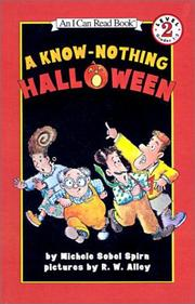 Cover of: Know-Nothing Halloween