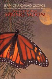 Cover of: Spring Moon (Seasons of the Moon)