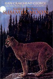 Cover of: Summer Moon (Seasons of the Moon)