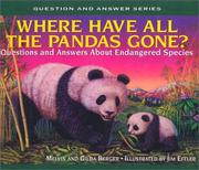 Cover of: Where Have All the Pandas Gone?