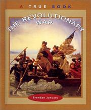Cover of: Revolutionary War