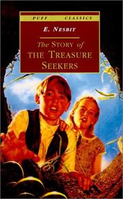 Cover of: Story of the Treasure Seekers | Edith Nesbit