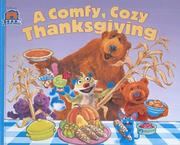 Cover of: Comfy, Cosy Thanksgiving (Bear in the Big Blue House