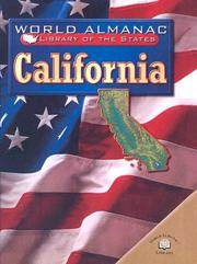 Cover of: California: The Golden State (World Almanac Library of the States (Sagebrush))