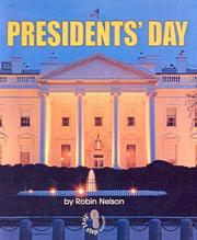 Cover of: Presidents' Day (American Holidays)
