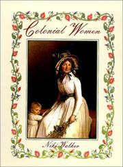 Cover of: Colonial Women (Colonial People) | Bobbie Kalman
