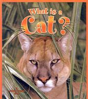 Cover of: What Is a Cat (Science of Living Things)