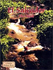 Cover of: El Salvador | Greg Nickles