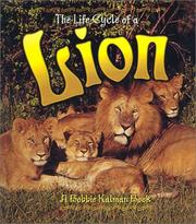 Cover of: Life Cycle of a Lion (Life Cycle of A...)