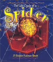 Cover of: Life Cycle of a Spider (Life Cycle of A...)
