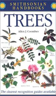 Cover of: Smithsonian Handbooks Trees (Smithsonian Handbooks (Sagebrush)) | Allen J. Coombes