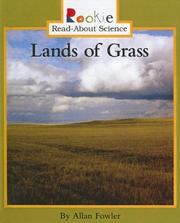 Cover of: Lands of Grass | Allan Fowler