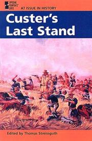 Cover of: Custer's Last Stand