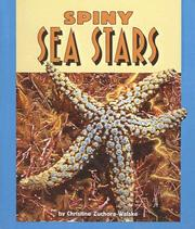 Cover of: Spiny Sea Stars