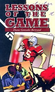 Cover of: Lessons of the Game