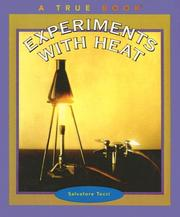 Cover of: Experiments With Heat | Salvatore Tocci