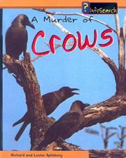 Cover of: Murder of Crows