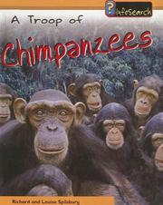 Cover of: Troop of Chimpanzees (Animal Groups)