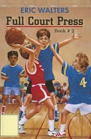 Cover of: Full Court Press
