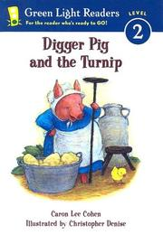 Cover of: Digger Pig and the turnip