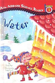 Cover of: Water (All Aboard Science Reader: Level 1) | Emily Neye