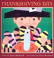Cover of: Thanksgiving Day | Anne F. Rockwell