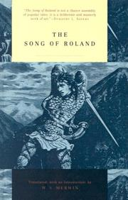Cover of: The Song of Roland