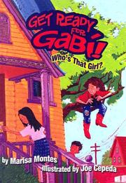 Cover of: Who's That Girl? (Get Ready for Gabi)